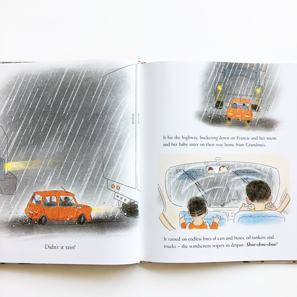 Home in the Rain | Books For Diversity