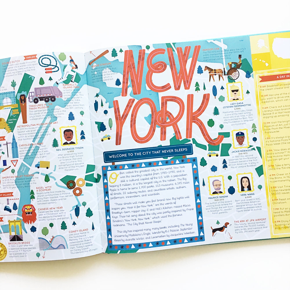50 Cities of the USA   Books For Diversity