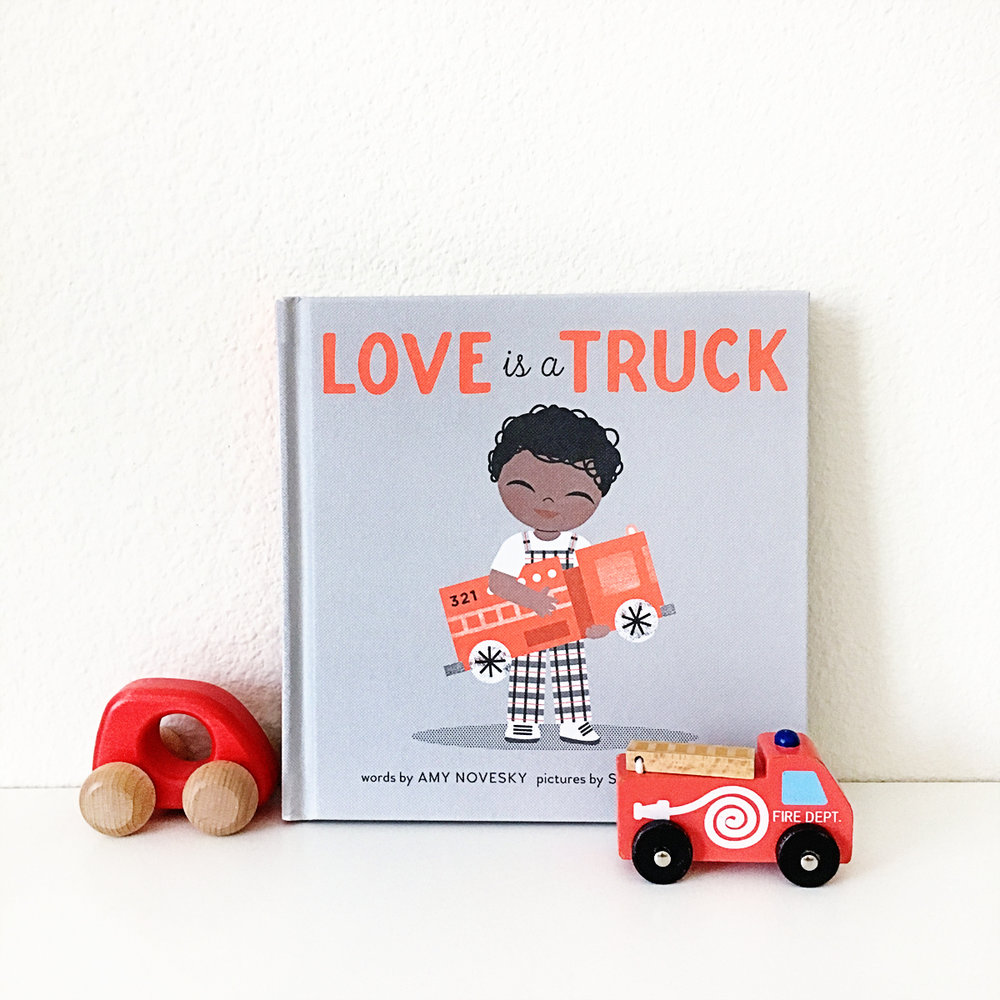 Love Is a Truck | Books For Diversity