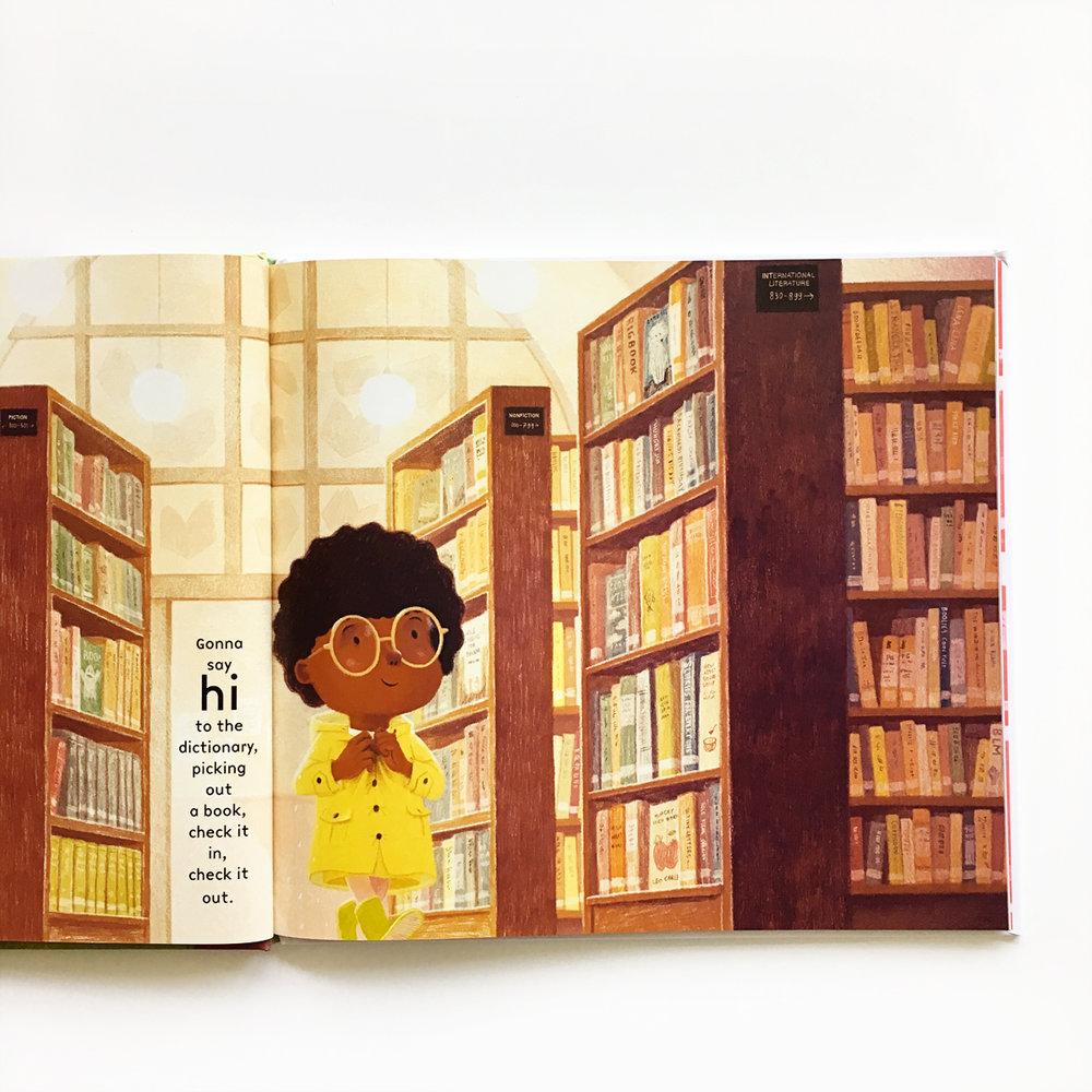 The Library Book | Books For Diversity
