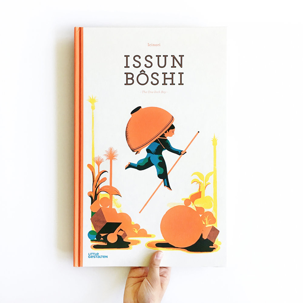 Issun Boshi: The One-Inch Boy | Books For Diversity