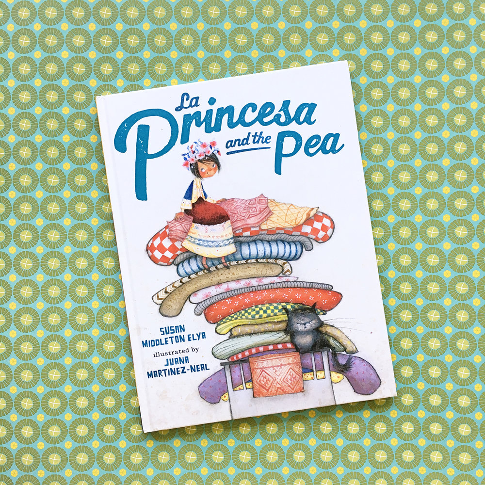 La Princesa and the Pea | Books For Diversity
