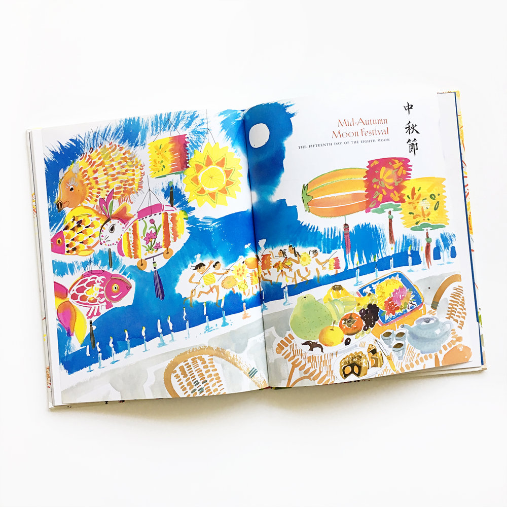 Moonbeams, Dumplings and Dragon Boats: A Treasury of Chinese Holiday Tales, Activities & Recipes | Books For Diversity