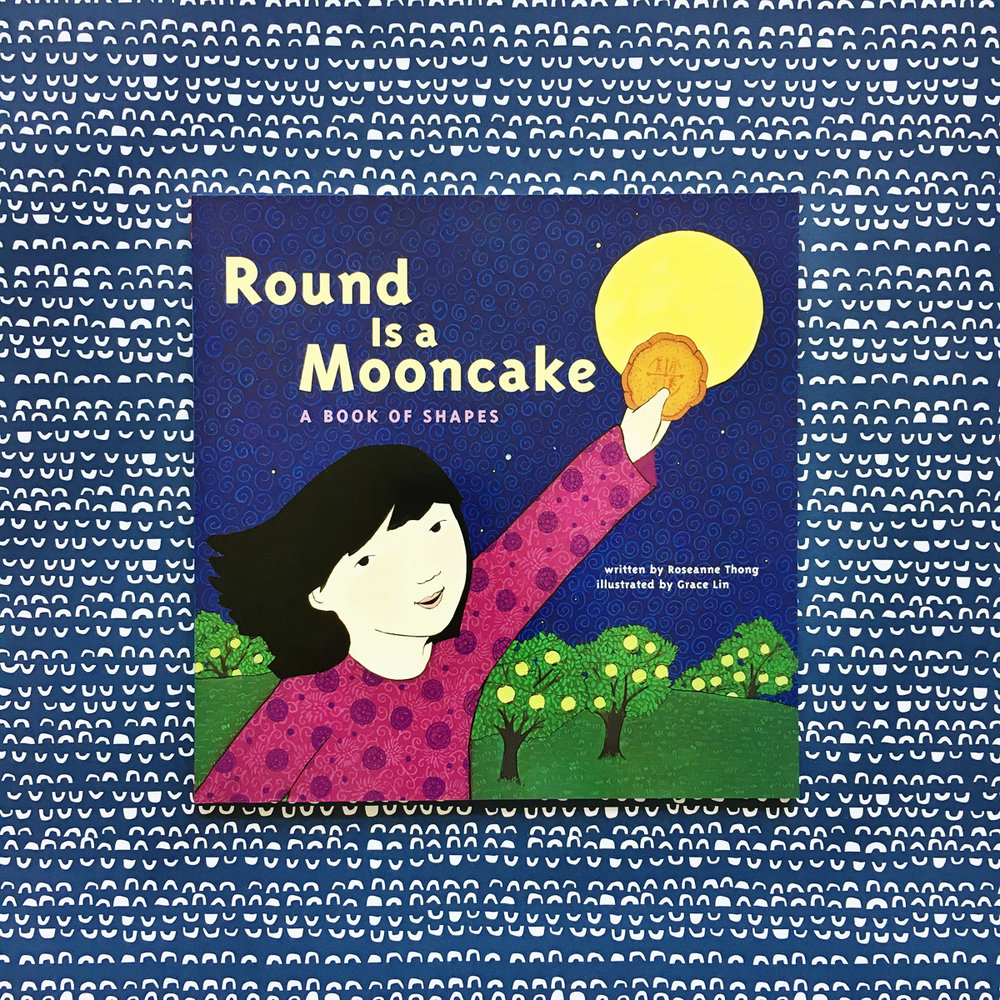 Round Is a Mooncake | Books For Diversity