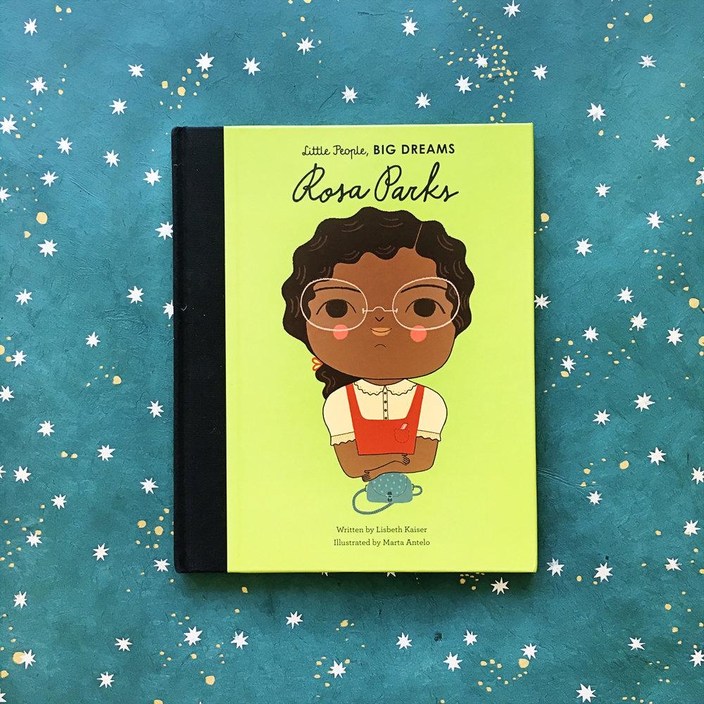 Rosa Parks (Little People, Big Dreams) | Books For Diversity
