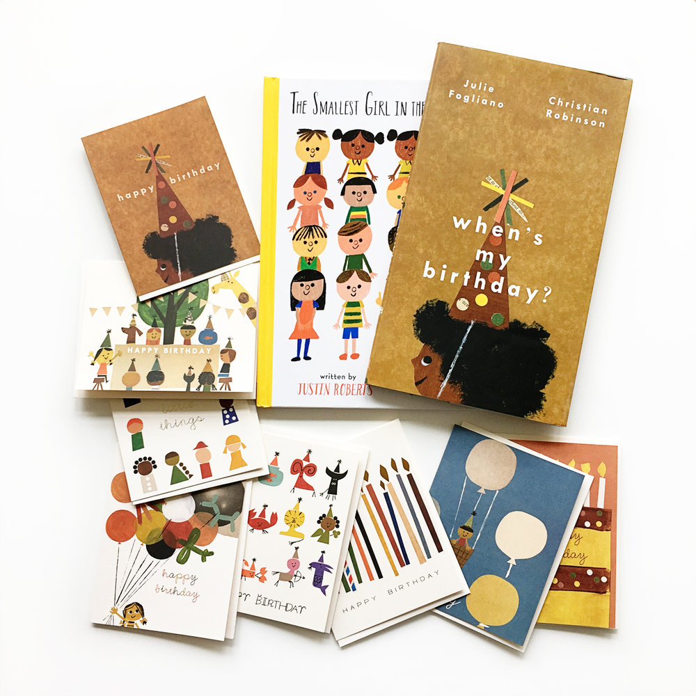 Christian Robinson's New Collection at Red Cap Cards | Books For Diversity