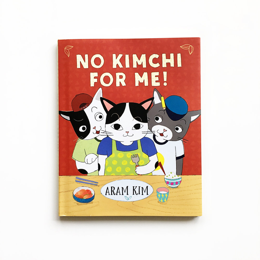 No Kimchi for Me! | Books For Diversity
