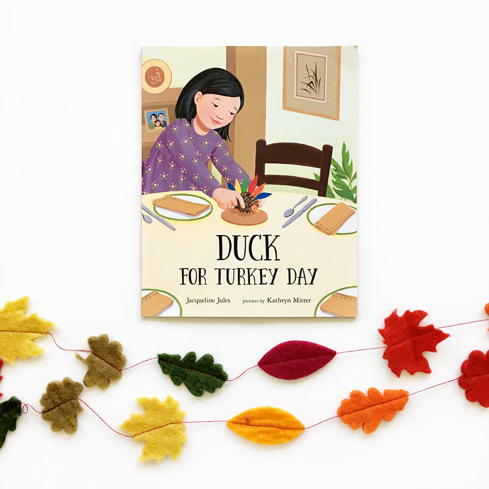 Duck for Turkey Day   Books For Diversity
