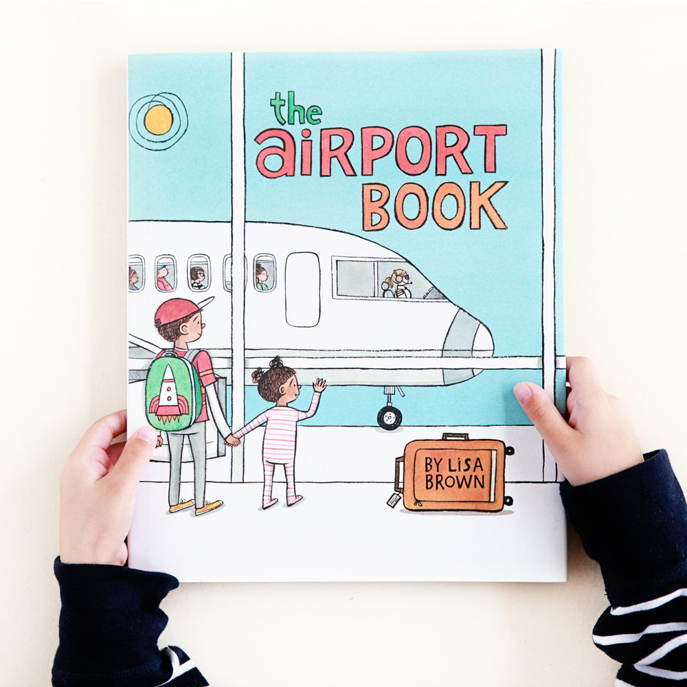 The Airport Book | Books For Diversity