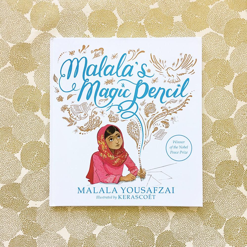 Malala's Magic Pencil | Books For Diversity