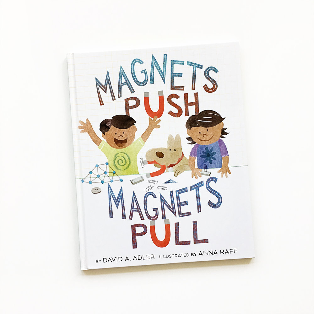 Magnets Push Magnets Pull | Books For Diversity