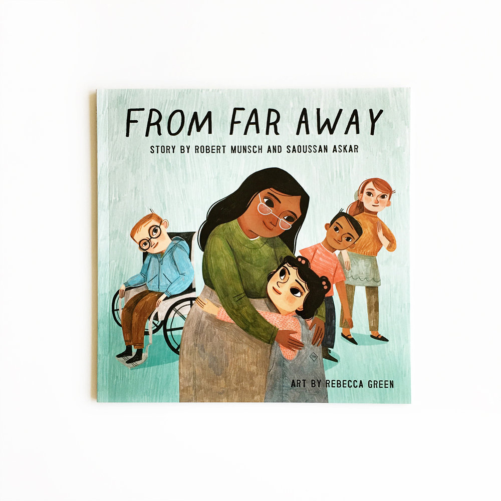 From Far Away | Books For Diversity