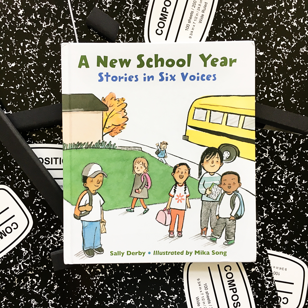 A New School Year: Stories in Six Voices — Books For Diversity