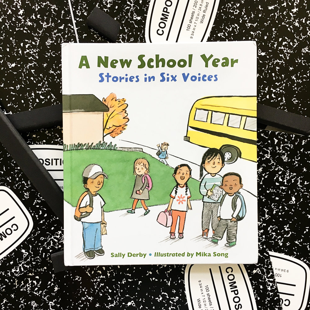 A New School Year: Stories in Six Voices | Books For Diversity