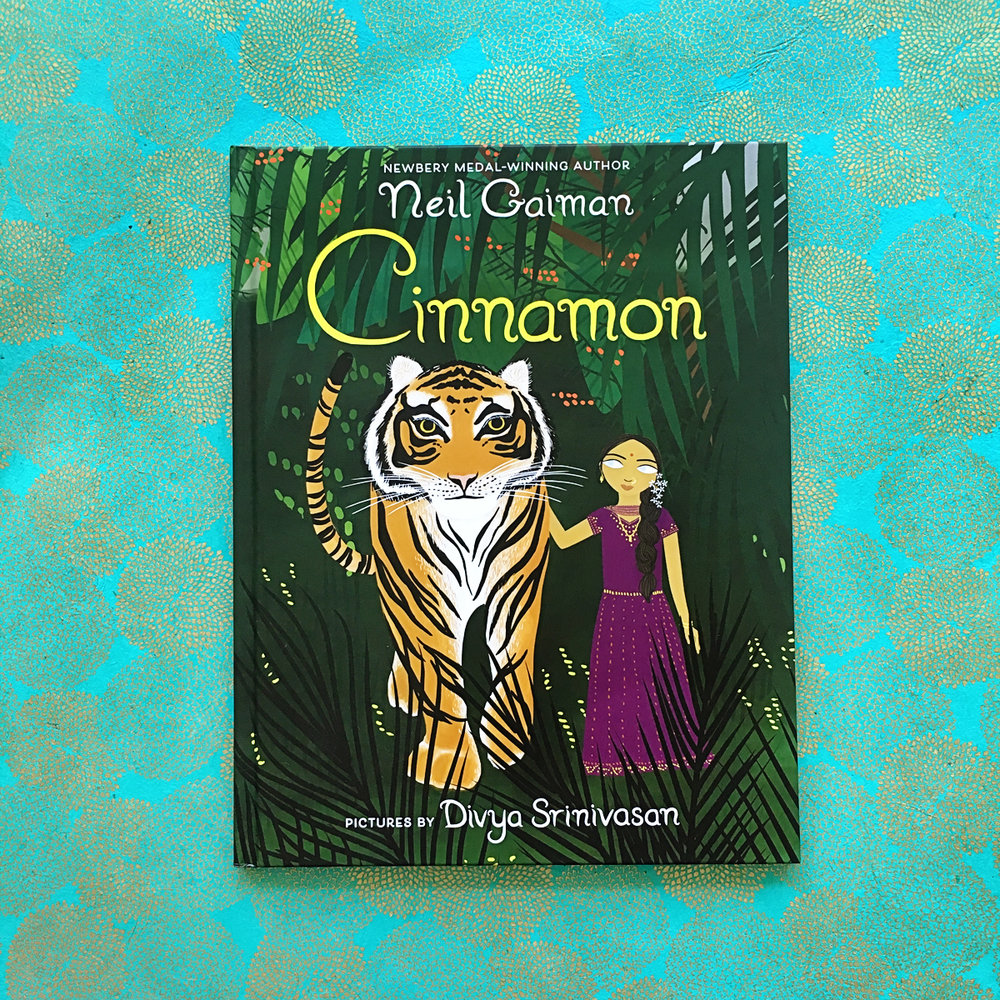 Cinnamon | Books For Diversity