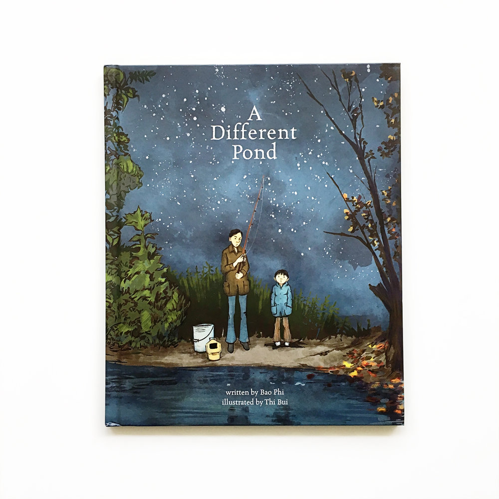 A Different Pond | Books For Diversity