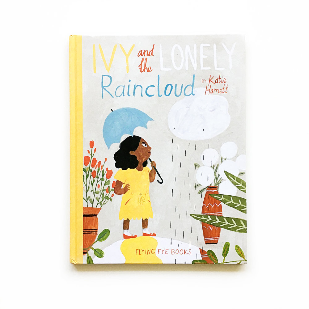 Ivy and the Lonely Raincloud | Books For Diversity