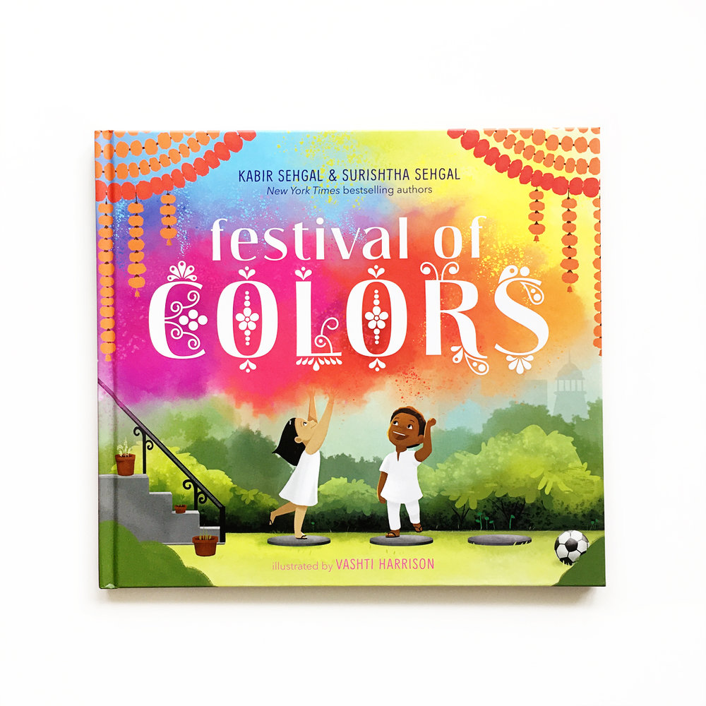 Festival of Colors | Books For Diversity