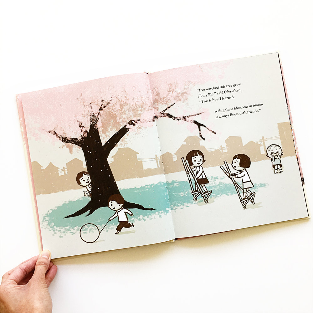 Sakura's Cherry Blossoms | Books For Diversity