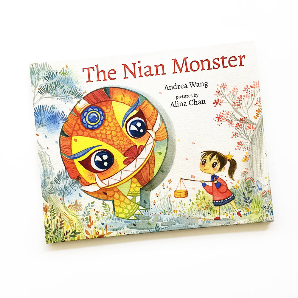 The Nian Monster | Books For Diversity