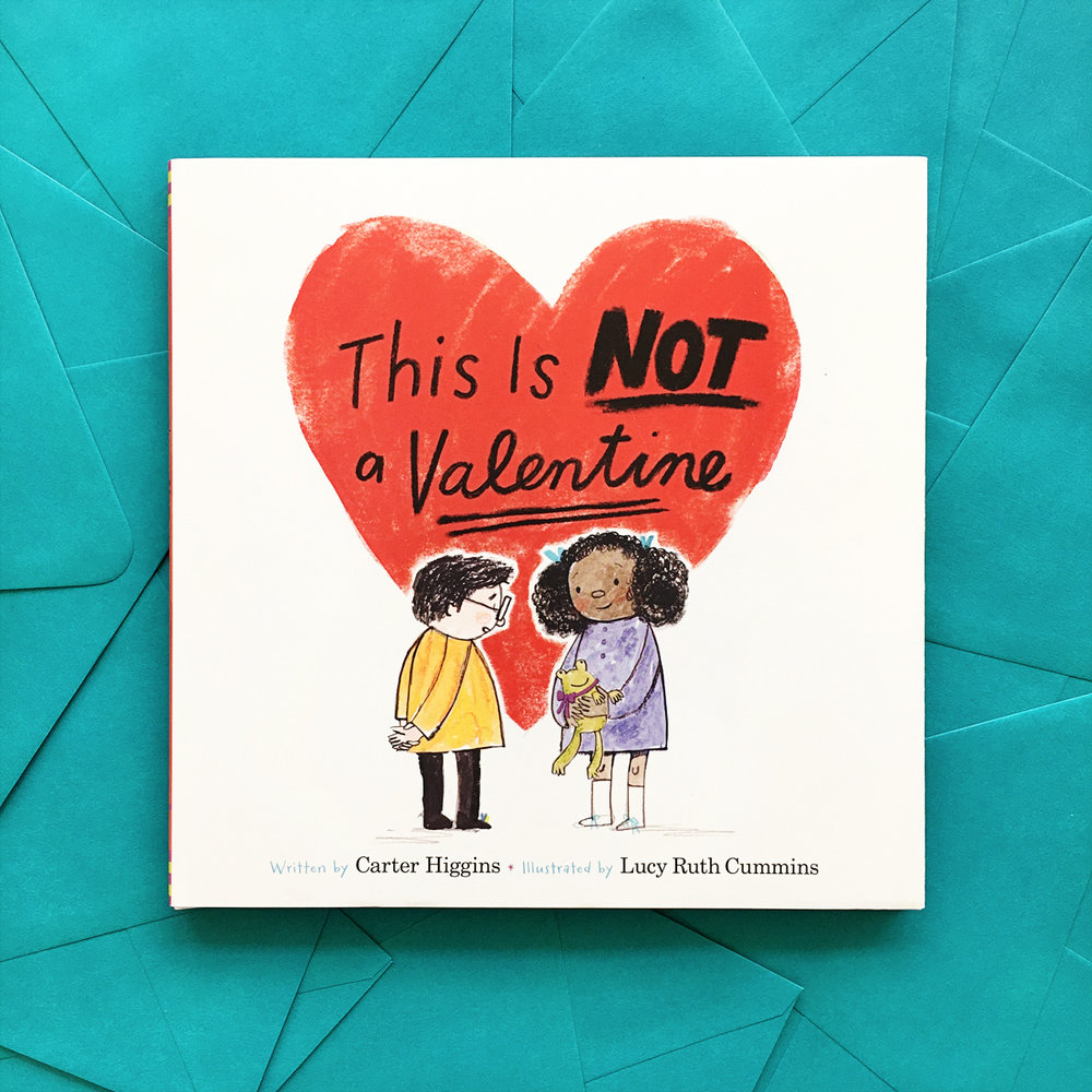 This Is Not a Valentine | Books For Diversity