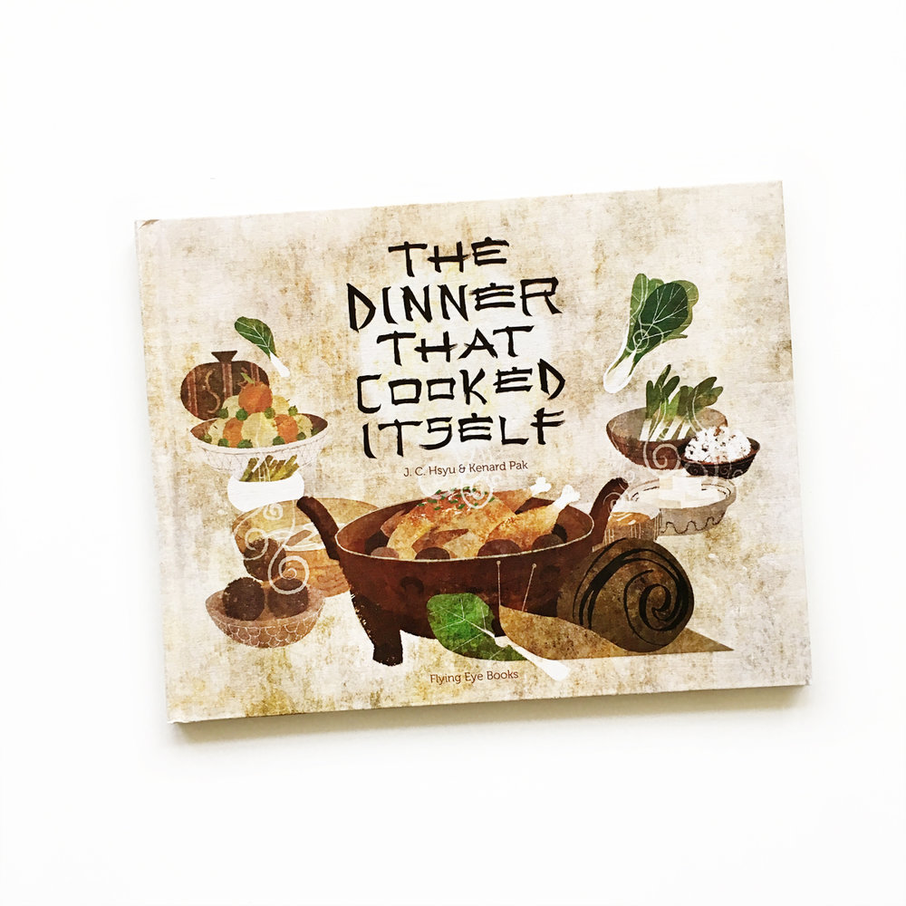 The Dinner That Cooked Itself | Books For Diversity