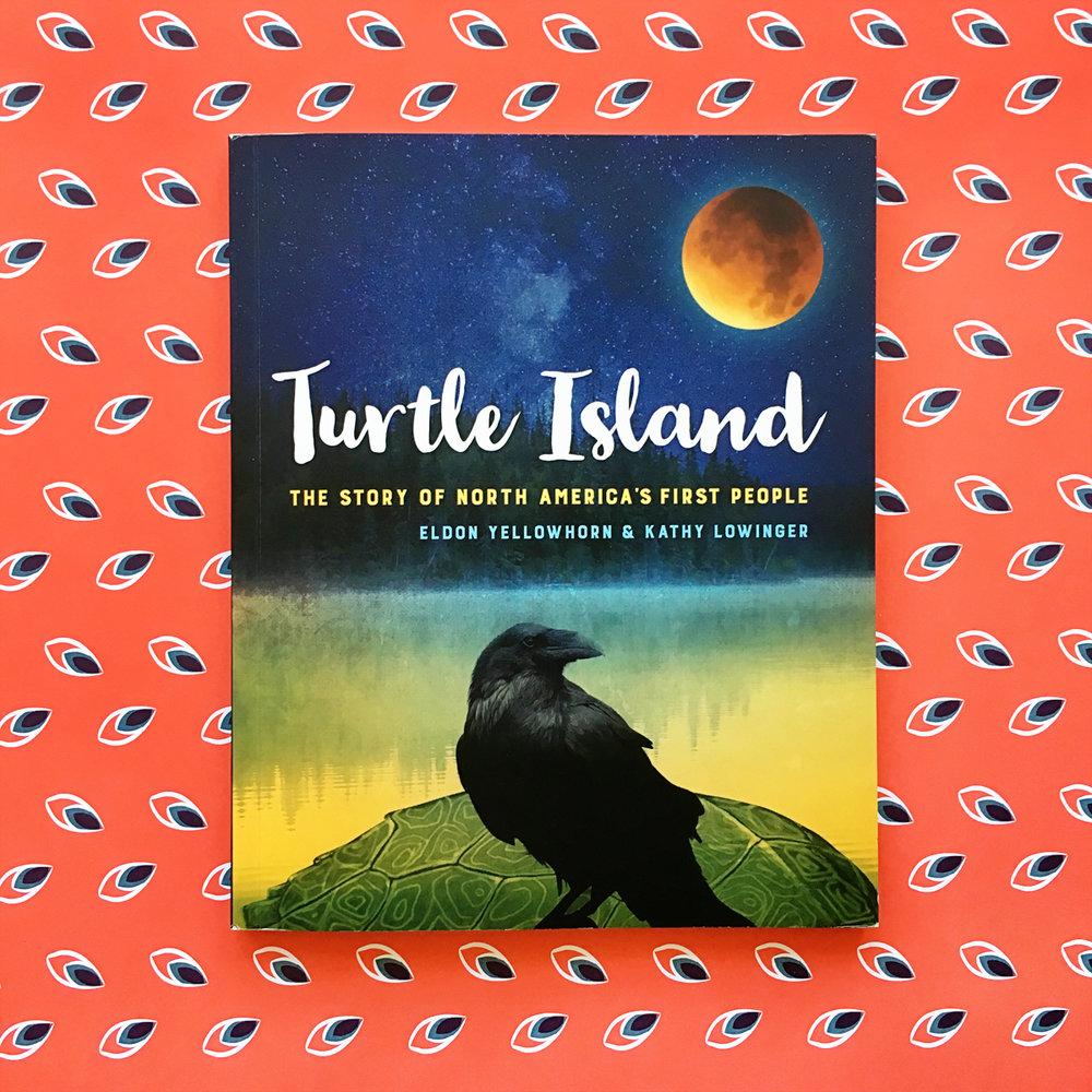 Turtle Island: The Story of North America's First People | Books For Diversity