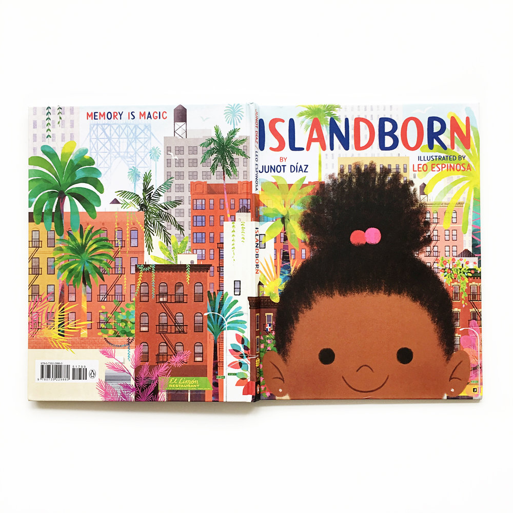 Islandborn | Books For Diversity