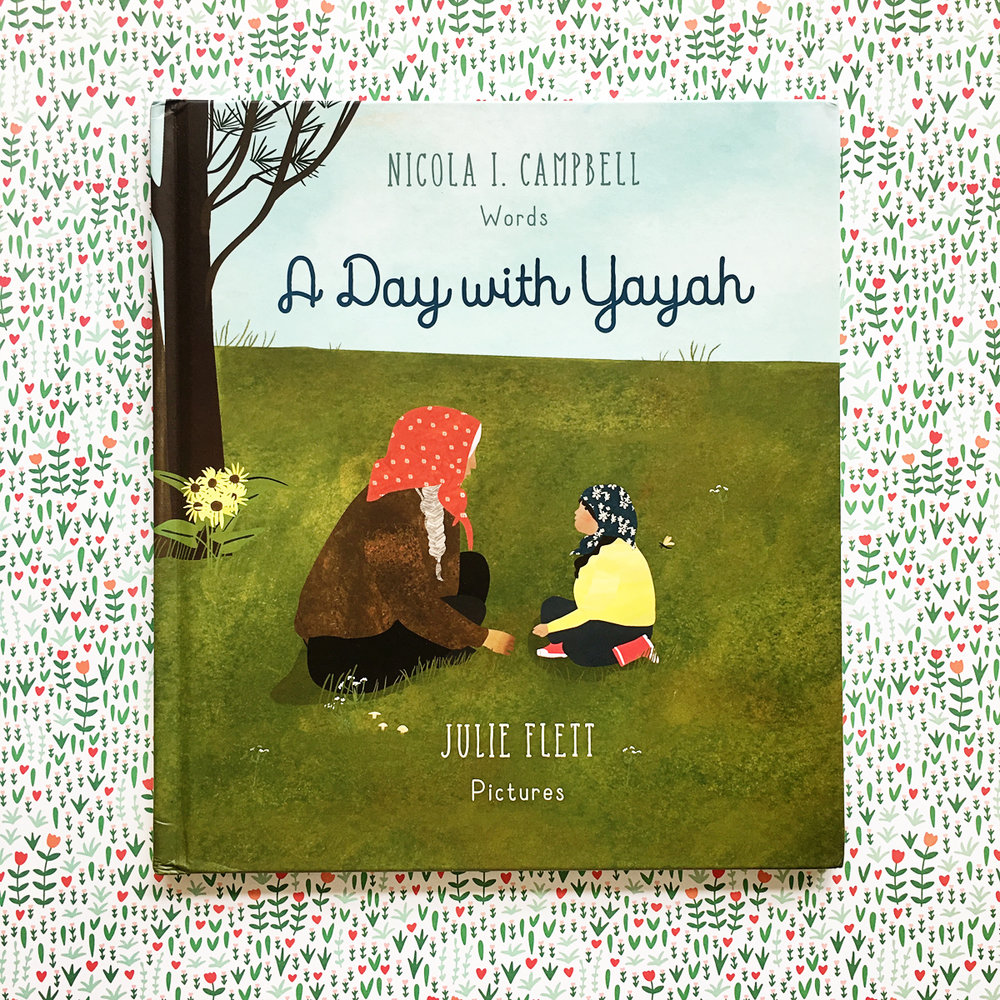 A Day with Yayah | Books For Diversity