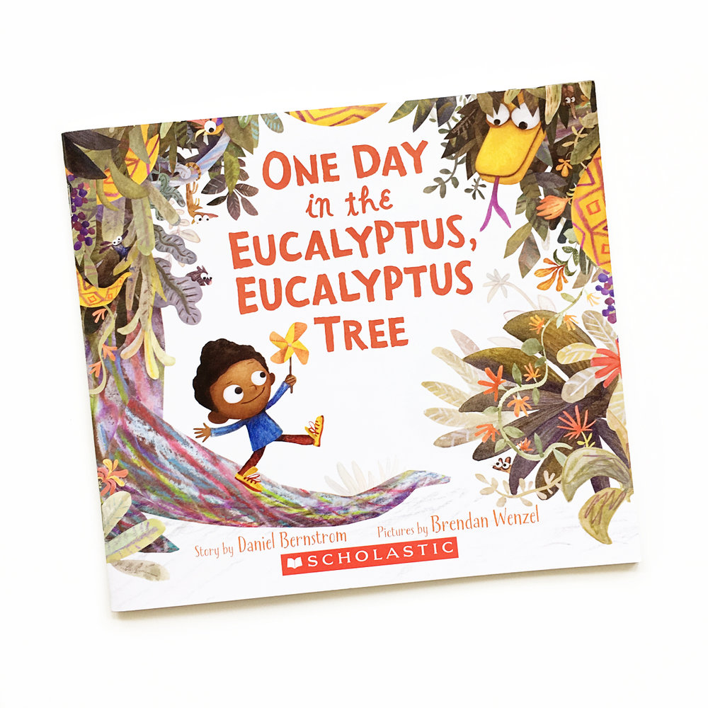 One Day in the Eucalyptus, Eucalyptus Tree | Books For Diversity