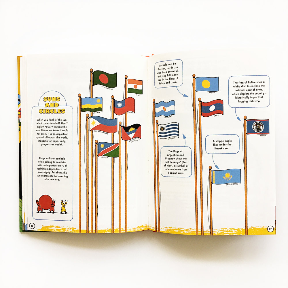 Flying Colors: A Guide to Flags from Around the World | Books For Diversity