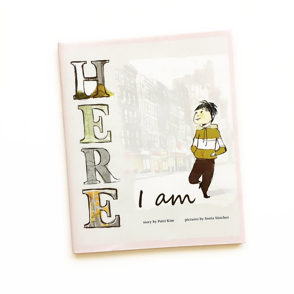 Here I Am | Books For Diversity