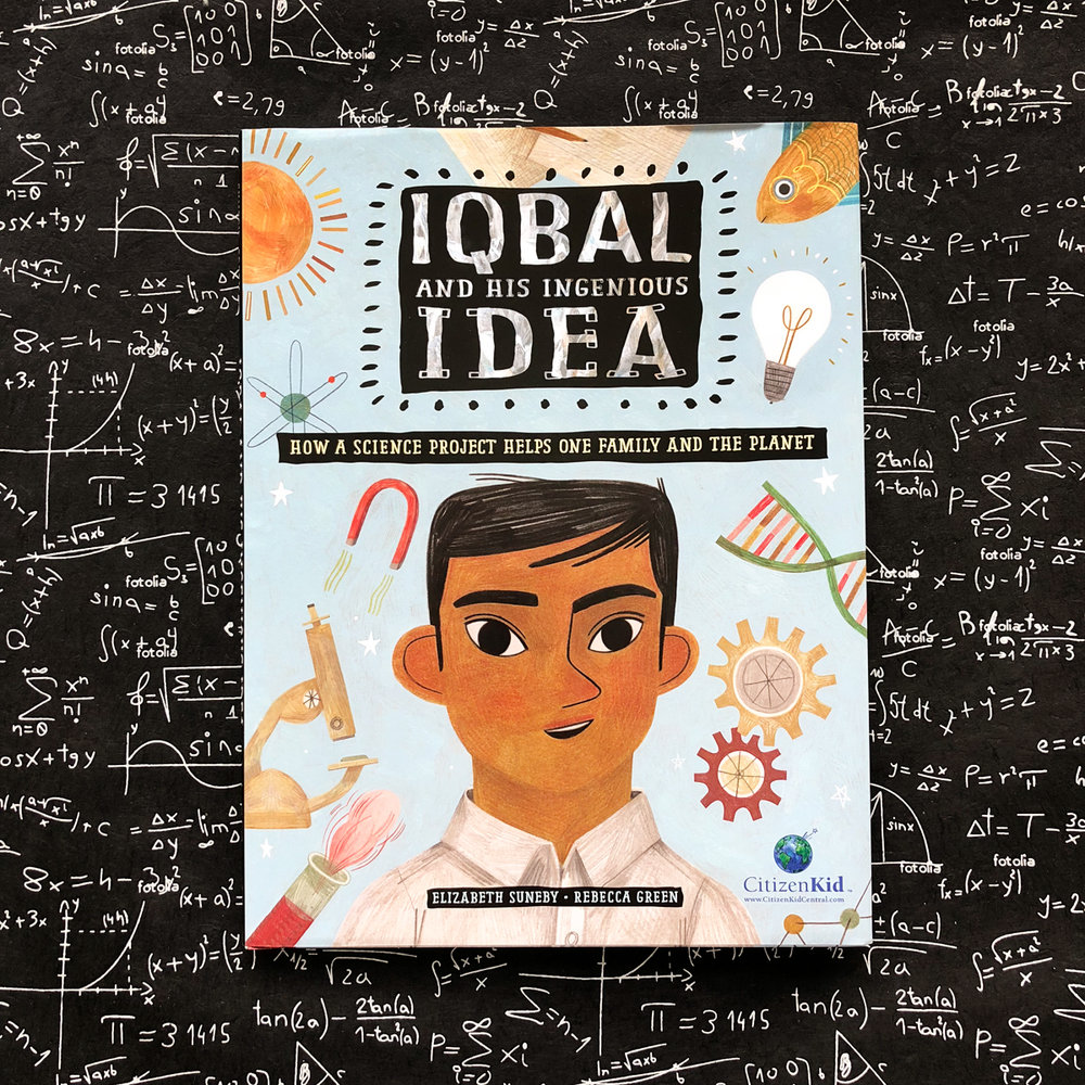 Iqbal and His Ingenious Idea | Books For Diversity