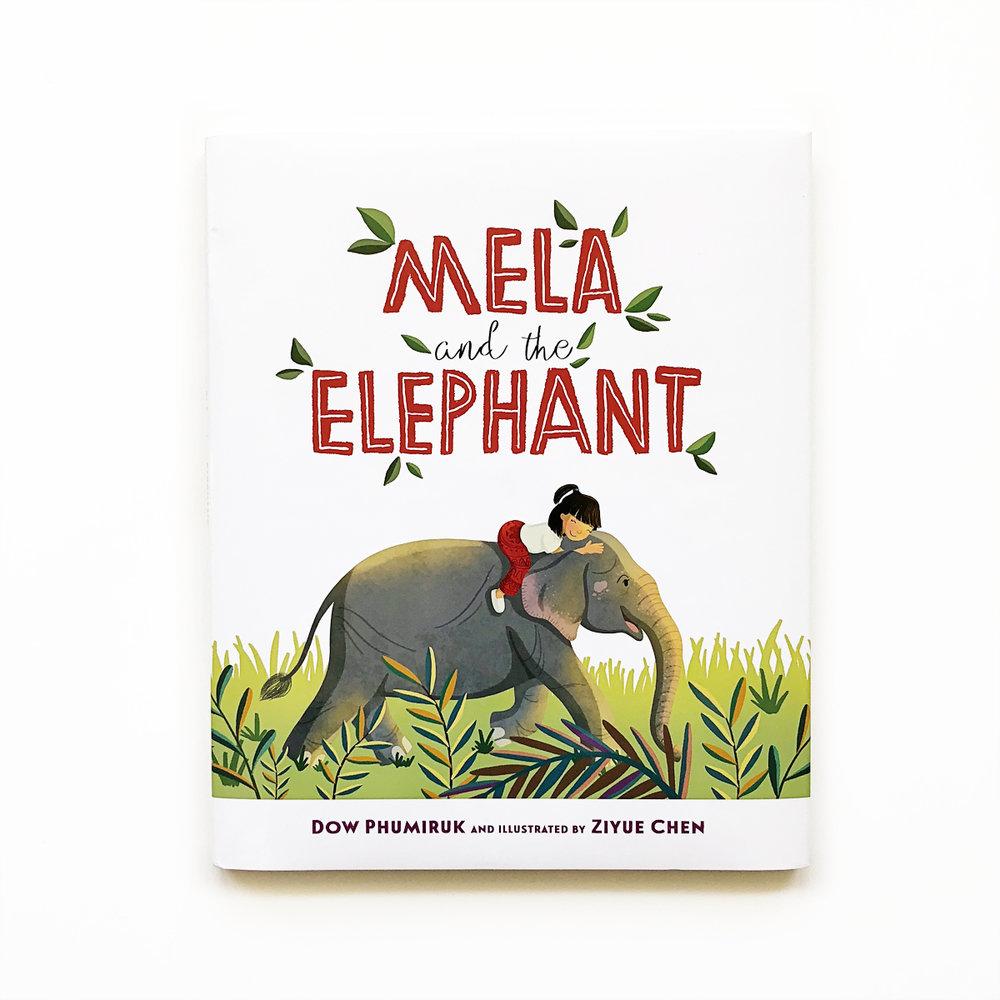 Mela and the Elephant | Books For Diversity