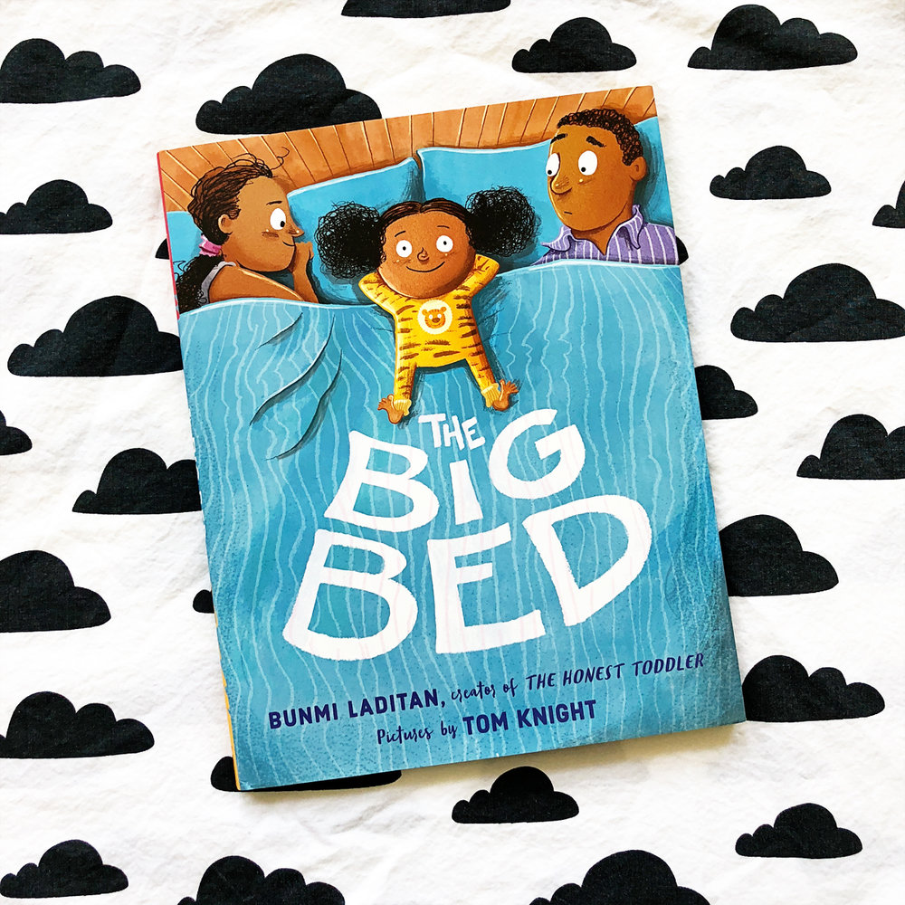 The Big Bed | Books For Diversity