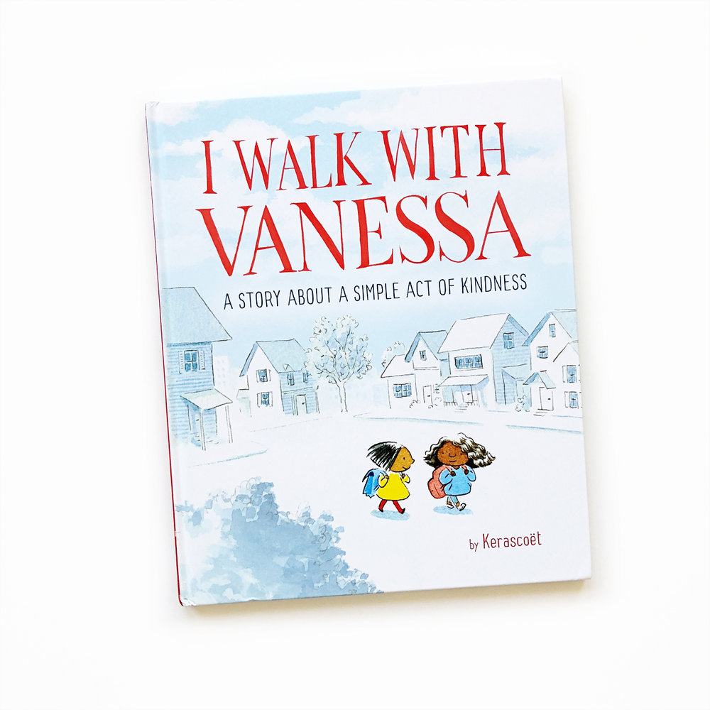 I Walk With Vanessa | Books For Diversity