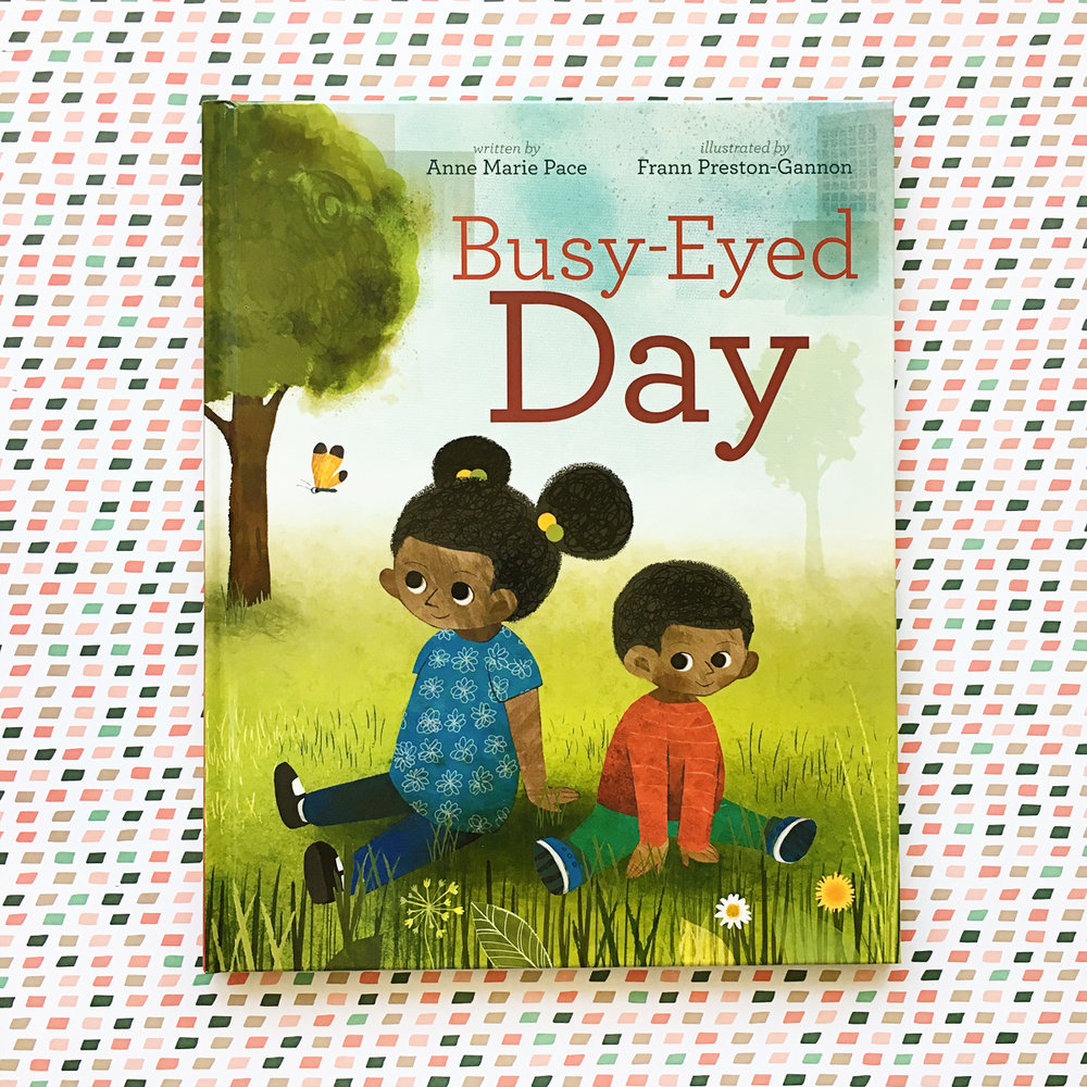 A Busy-Eyed Day | Books For Diversity