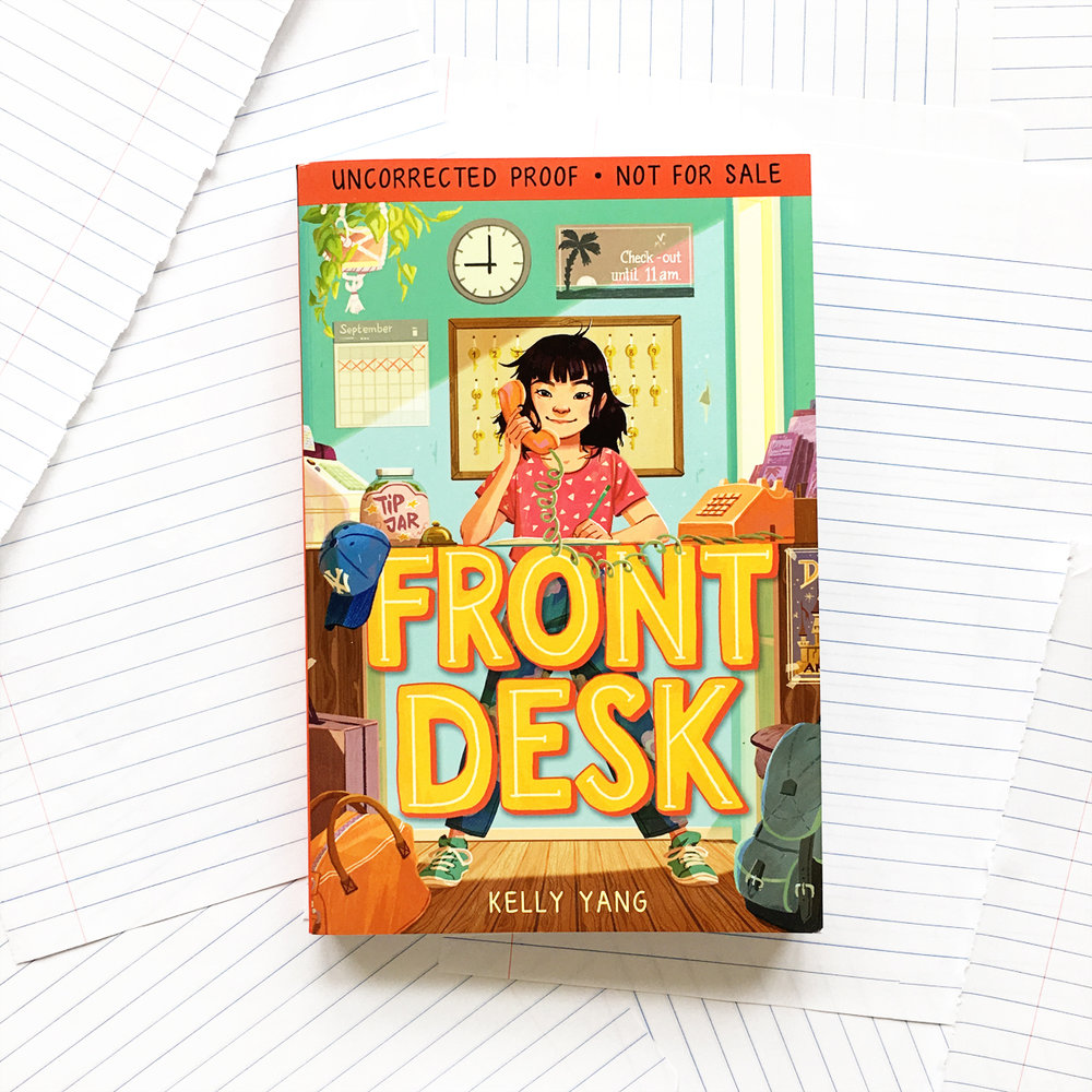 Front Desk | Books For Diversity