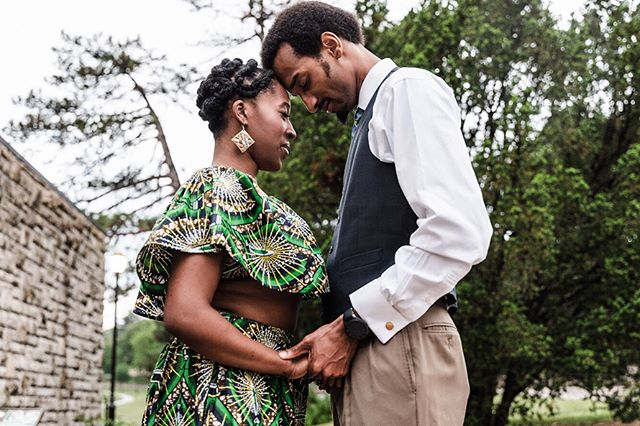 It's a given that Love is basically a necessity within a marriage, but what about actually liking your spouse? . See, the likable is simple; just show them how much you care. Now, that can come back in the form of their love language, but it's the implied effort that is the underlying message ❤️❤️ . #engagmentphotos #wedding #stlwedding #stlphotographer #stlweddingphotographer #love #nikon #green #locs