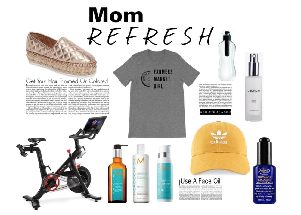 Mom Refresh @CasitaSupply