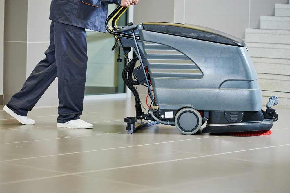 Commercial Janitorial -