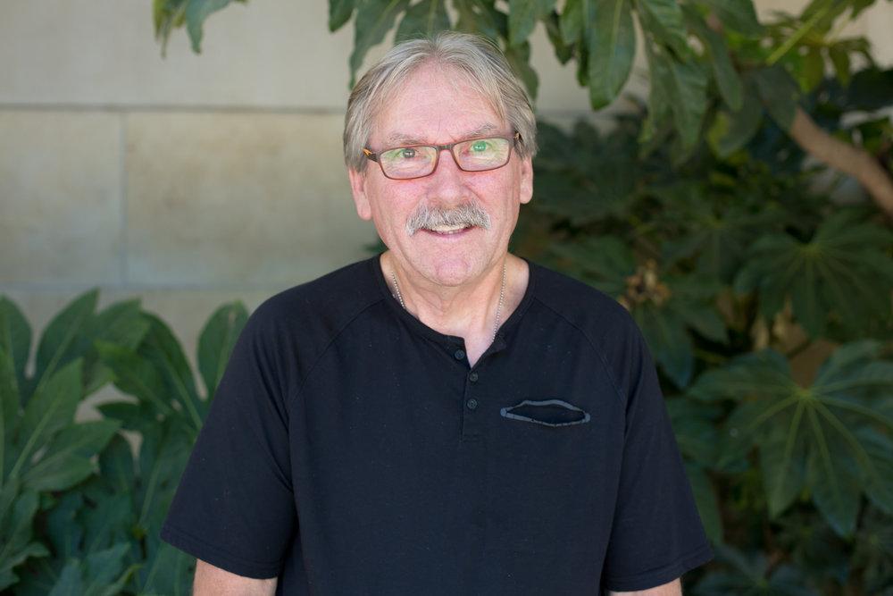 Richard Bernathy -  Pastor Emeritus