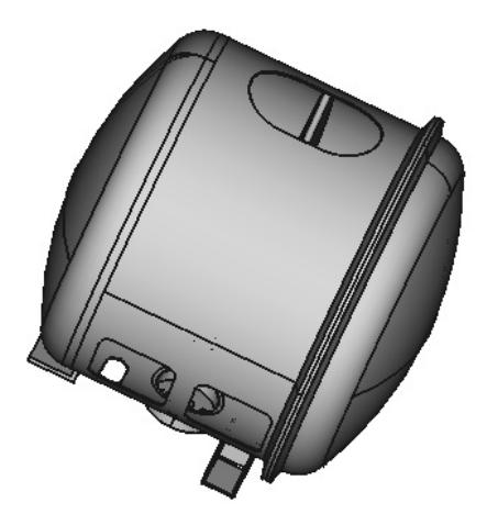 NH50-MO or NH50-CC BRV