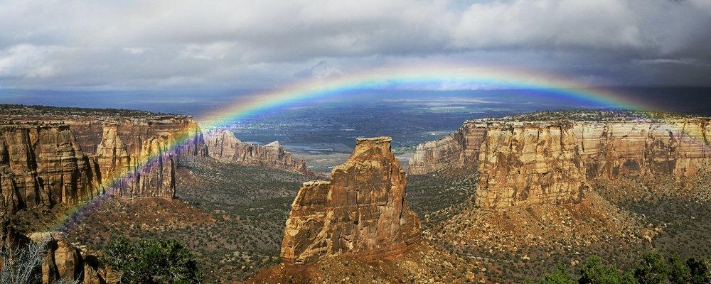 Kochevar - Rainbow Over Ind Monument.jpg