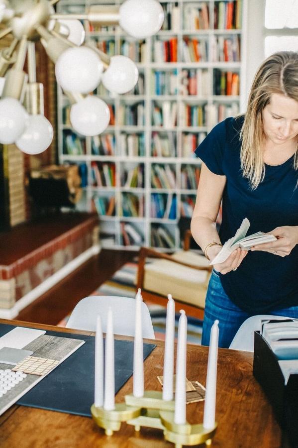 Amy Lentz, co-owner of Fixture Studio