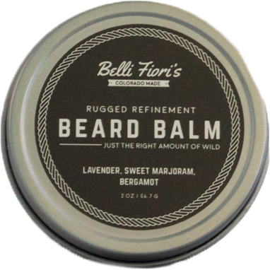 Rugged Refinement Beard Balm, $15