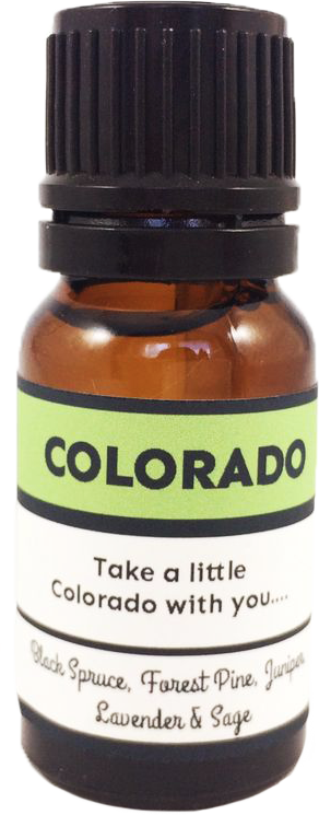 Colorado Essential Oil Blend, $25