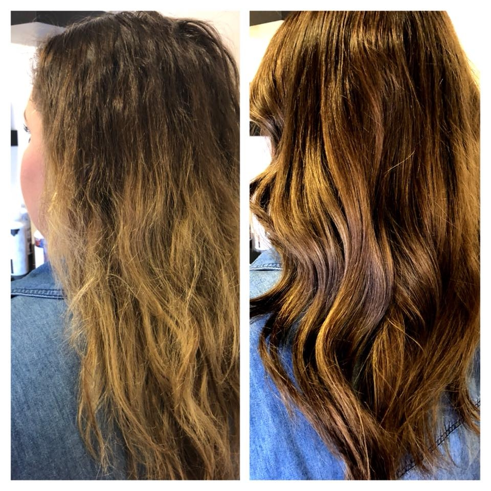 Before + After, Hair by Meg Marakis, Revolution Salon