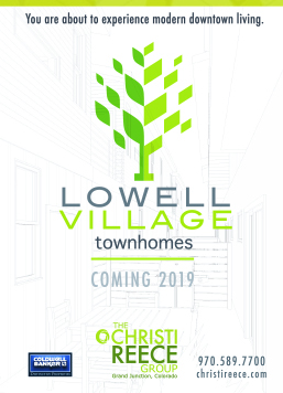 Christi Reece Group Lowell Village Townhomes