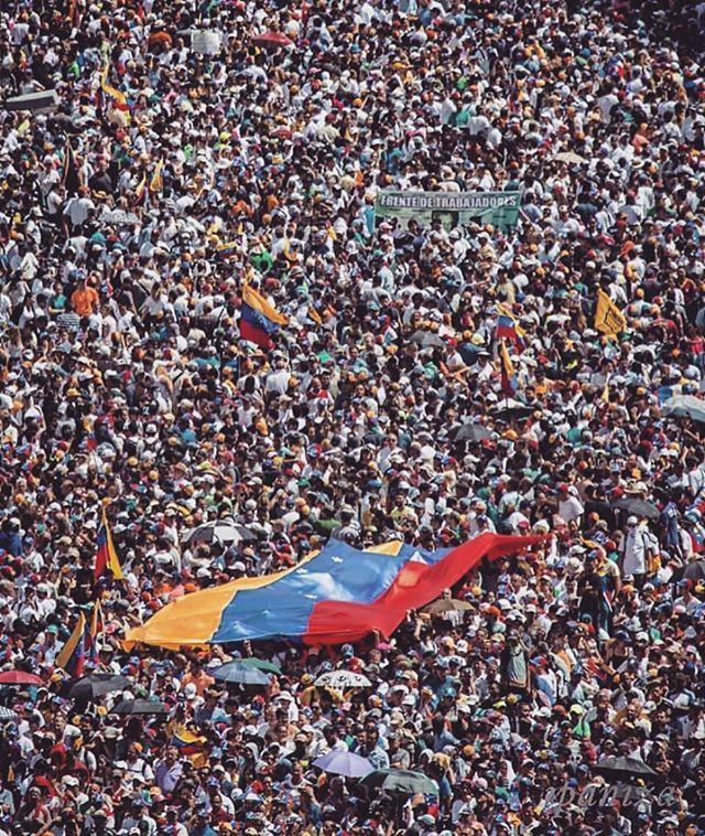 Mi Venezuela Fuerte! País noble y de aguante, ya falta muy poco! 🇻🇪❤️🙏🏼 #venezuela #venezuelalibre